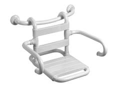 Sedile doccia rimovibile in acciaioMORPHOS | Sedile doccia in acciaio - PONTE GIULIO