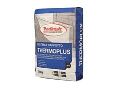 TRADIMALT, THERMO PLUS Collante / Rasante per pannelli da cappotto