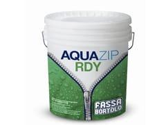 FASSA, AQUAZIP RDY Guaina impermeabilizzante elastica in pasta