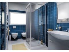 MEGIUS, CLASSIC P1S Box doccia con porta scorrevole