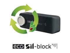 Silenziatore per fori di ventilazioneECO SIL-BLOCK® - SILTE