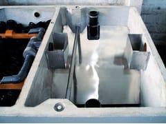 Fossa Imhoff con filtro percolatore aerobicoFossa Imhoff + Filtro aerobico - GAZEBO