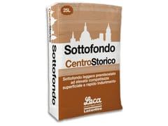 Laterlite, SOTTOFONDO CENTROSTORICO Sottofondo leggero premiscelato in sacco