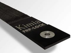 Kimia, KIMITECH FRP-LOCK Ancoraggio ingegnerizzato per tessuti in carbonio