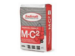 TRADIMALT, MC2 Bianco Collante per piastrelle