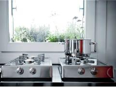 Isola cucina in acciaio inoxLIBERI IN CUCINA 190 ISOLA - ALPES-INOX