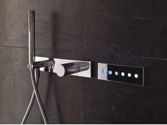 Miscelatore per doccia elettronico con deviatore ACQUA ZONE DREAM | Miscelatore per doccia con deviatore - Acqua Zone Dream