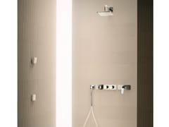 Rubinetto per doccia con doccetta LEVANTE | Miscelatore per doccia con doccetta - Levante
