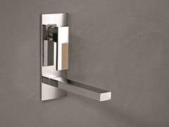 Miscelatore per lavabo a muro con piastra AR/38 | Miscelatore per lavabo a muro - AR/38