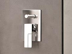 Miscelatore per doccia con deviatore con piastra AR/38 | Miscelatore per doccia con piastra - AR/38