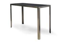 Tavolo alto da giardino NIMIO BAR TABLE - Cima