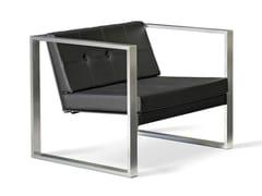 Poltroncina da giardino in Batyline® POLTRONA LOUNGE - Lounge