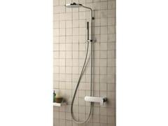 Colonna doccia con deviatore con doccetta MARE | Colonna doccia - Mare