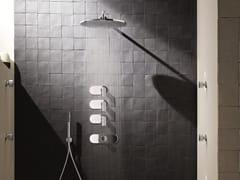 Rubinetto per doccia a 4 fori con soffione MARE | Rubinetto per doccia a 4 fori - Mare