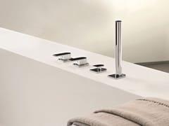 Set vasca a 4 fori con doccetta MARE | Set vasca a 4 fori - Mare
