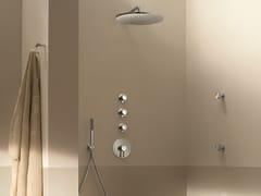 Rubinetto per doccia a 4 fori con doccetta NOSTROMO - 3903A/3803SB - 8037 - Nostromo
