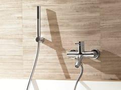 Miscelatore per vasca a muro con doccetta CAFÈ | Miscelatore per vasca a muro - Cafè
