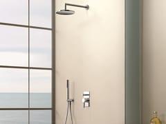 Miscelatore per doccia con soffione RIVIERA | Miscelatore per doccia con deviatore - Riviera