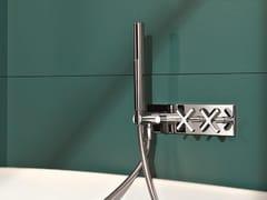 Rubinetto per vasca a muro con piastra RIVIERA | Rubinetto per vasca a muro - Riviera