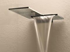 Soffione doccia a muro con 2 getti MILANO - 8035 - Milano
