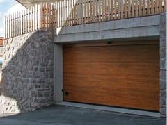 Breda, CUPIS Portone da garage in acciaio