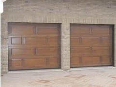 Portone da garage in okouméTOP - BREDA SISTEMI INDUSTRIALI
