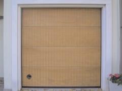 Portone da garage in okouméPOLIS - BREDA SISTEMI INDUSTRIALI