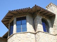 Finestra in bronzo architettonico BRONZOFINESTRA B40 | Finestra - BronzoFinestra