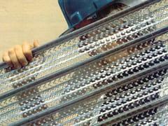 NUOVA FERRACCIAIO, HIGH-RIP® Rete in acciaio portaintonaco e fermagetto ad alta nervatura
