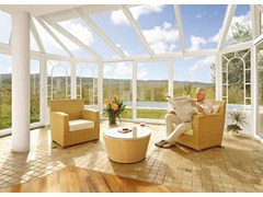 Veranda in alluminio e PVCVeranda in alluminio e PVC - FINSTRAL