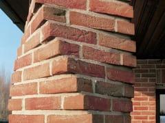 Mattone in laterizio per muratura facciavistaGENESIS 160 | Mattone in laterizio facciavista - B&B RIVESTIMENTI NATURALI