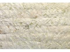 Rivestimento in pietra naturaleBIANCO VERDE TR | Rivestimento in pietra naturale - B&B RIVESTIMENTI NATURALI