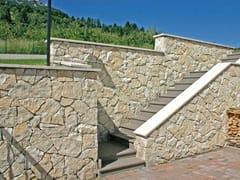 Rivestimento di facciata in pietra naturaleGIALLA | Rivestimento in pietra naturale - B&B RIVESTIMENTI NATURALI
