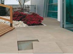 Pavimento per esterni in gres porcellanato effetto pietraCM2 | PIETRA PIASENTINA - ARIOSTEA