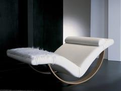 Chaise longue imbottita designGABBIANO - GIOVANNETTI COLLEZIONI