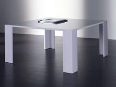 Tavolo da pranzo quadrato in legno BRANDO | Tavolo quadrato -