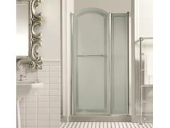 Box doccia a nicchia con porta a battente ARCADIA | Box doccia a nicchia - Arcadia