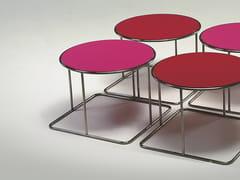 Tavolino basso rotondo JOLLY | Tavolino rotondo - Jolly