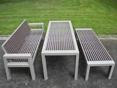 Tables for public areas / Garden tables
