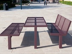 BENKERT BANKE, SICORUM M 400 | Tavolo per spazi pubblici  Tavolo per spazi pubblici