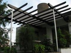 Tenda a rullo per verandaVERANDA CAVI - RESSTENDE