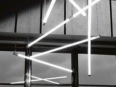 Lampada a sospensione fluorescente SHANGAI | Lampada a sospensione - Shangai