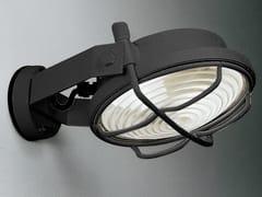 Proiettore per esterno orientabile fluorescente in resinaOUT | Proiettore per esterno - MARTINELLI LUCE
