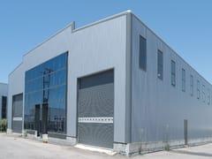 Pannello metallico coibentato per facciataTERMOPARETI® TPL/C-ST - ELCOM SYSTEM