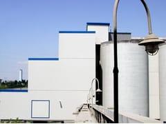 ELCOM SYSTEM, ATHOS TERMOFONISOL Pannello tagliafuoco per rivestimento esterno