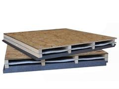 OVER-ALL, OVER-FOIL SPLENDIDO Sistema per tetto ventilato