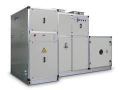Rhoss, DAESY-DRESY-DTESY-DEESY 108÷2140 Deumidificatore da piscina ad aria e/o ad acqua