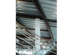 Elemento strutturale per la copertura di grandi luciAMPEX - ISOLPACK