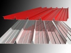 IsolPack, CT/C 200 Lamiera grecata metallica per pareti e coperture