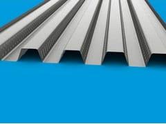 IsolPack, ES4000AM Lamiera grecata metallica per coperture